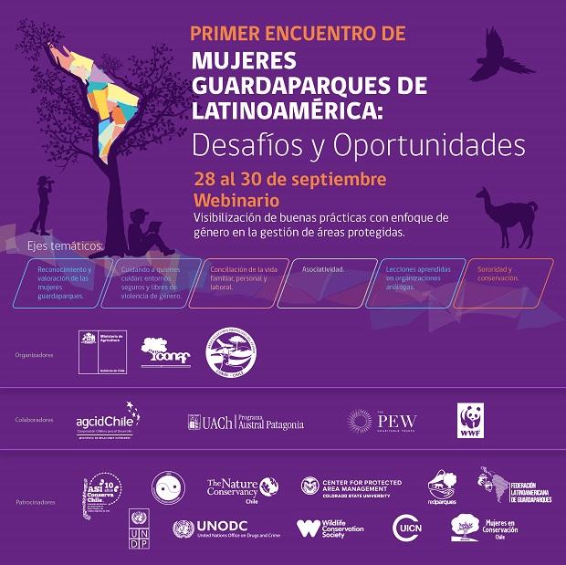 Primer Encuentro de Mujeres Guardaparques de Latinoamérica