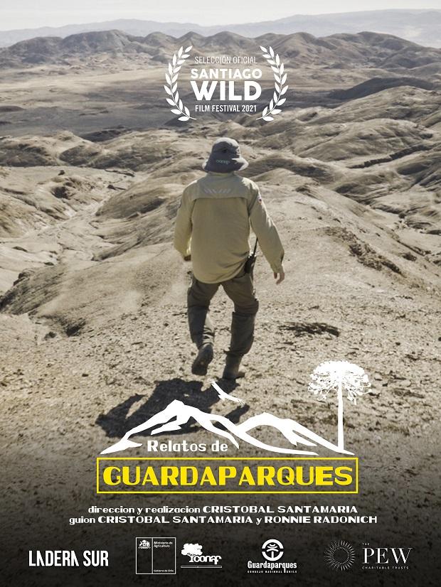 "Documental ""Relatos de Guardaparques"" destaca en festival Santiago Wild"