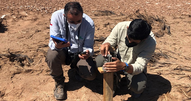 Con la instalación de estas herramientas de monitoreo no invasiva y el posterior análisis de las imágenes que la cámara emite se facilita la obtención de información certera sobre la existencia de determinadas especies de fauna silvestre.