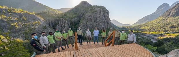 Reserva Nacional Ñuble y sus avances